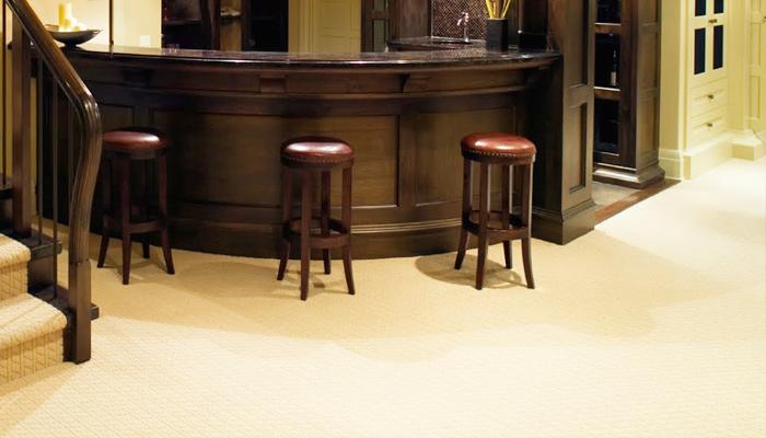 radiant floor heating under your basement carpet