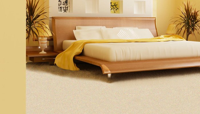 Radiant Floor Heating under your Bedroom Carpet