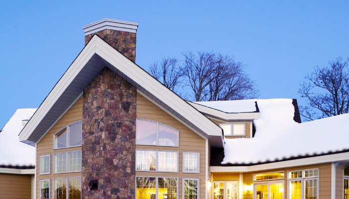 Roof and Gutter deicing systems