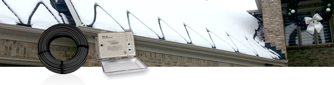 Snow Melting Systems, Roof and Gutter Deicing