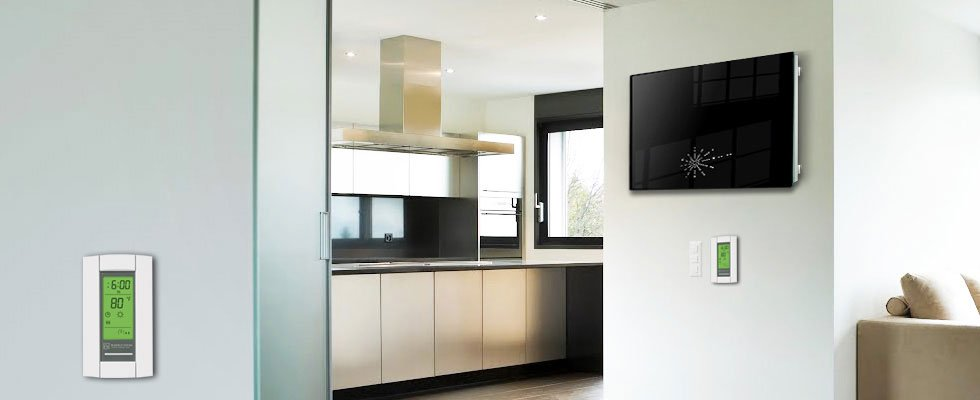 Lava Light Heating - KBIS Winners 2011