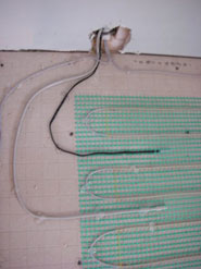 Electric Floor Heating Installation Picture 7