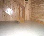 radiant heat in a basement