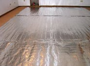installing radiant heat under a basement floor