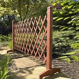 Create Imaginative Fences, Borders and Pathways for Outdoor Spaces