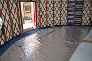 under carpet radiant heating