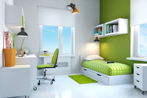 Let Teens Have a Voice in Designing their Own Rooms