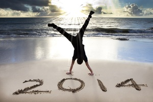 Make your new year radiant as you reach for new goals.