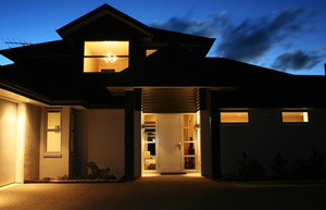 Radiant homes are safer. Add and maintain outdoor lighting sources to add safety and security to your home.
