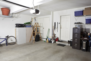 Clean out the garage now to make room for vehicles this winter. Installing a WarmlyYours snow melting system can help by eliminating the need for space to store snowblowers, shovels, and snow melting chemicals.