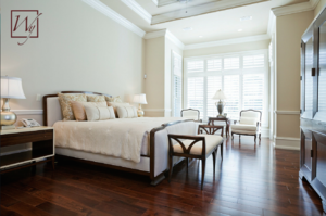 Toronto bedroom heated floors branded