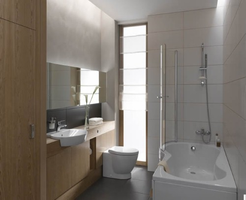 Enhancing a bathroom
