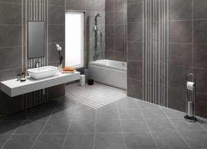 Luxury Bathrooms with WarmlyYours Radiant Heat