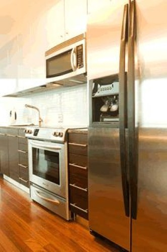 Protecting a hardwood flooring investment in your kitchen.