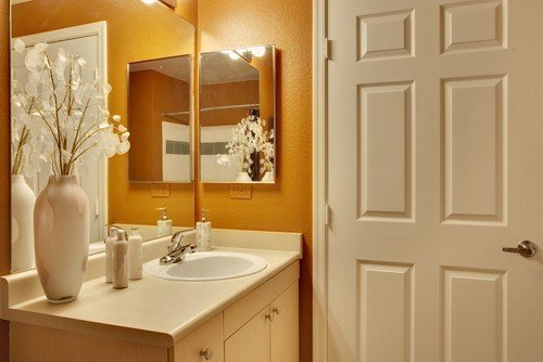 Improving the aesthetic impact of your bathroom vanity.