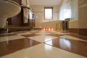 choosing floor types for radiant heat