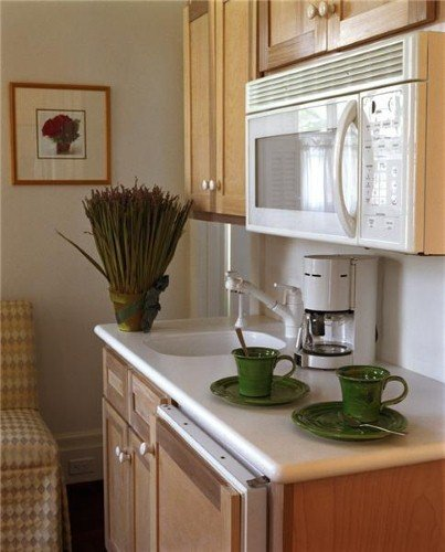 Making your small kitchen more comfortable and functional