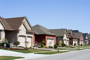 housing market is rebounding and recovering
