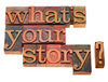 Blog tellyourstory