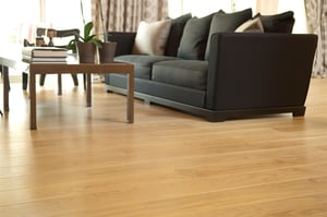 laminate flooring with radiant heating