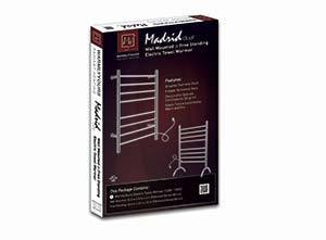 Lowes Canada exclusive Madrid Dual towel warmer
