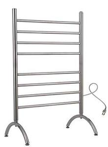 Lowes Canada exclusive Madrid Dual towel warmer product shot