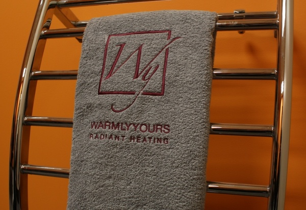 Wy warm towel