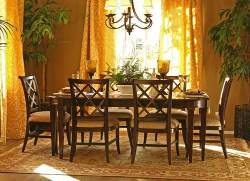 Four tips for making your dining room a space you