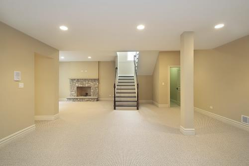 Turning your basement into a cozy child 39 s bedroom 01 15 2013 for Turning a basement into a bedroom
