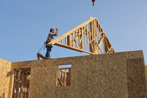 An increasing number of new homes is expected in 2013