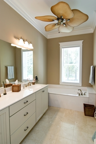 Renovating your bathroom may help keep the winter blues away