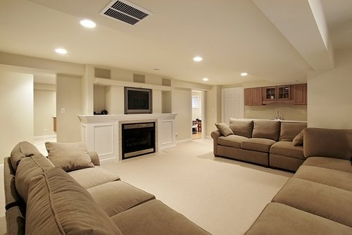Renovating Your Basement? Think Open Concept (02/18/2013
