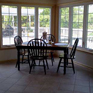 Finished radiant heating install in sunroom thumb
