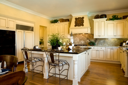Kitchen Designs with Laminate Flooring