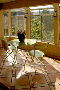 Comfort in Your Sunroom