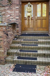 HeatTrak Heated Stairways, Portable Snow Melting