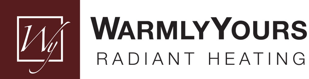WarmlyYours Radiant Heating Logo