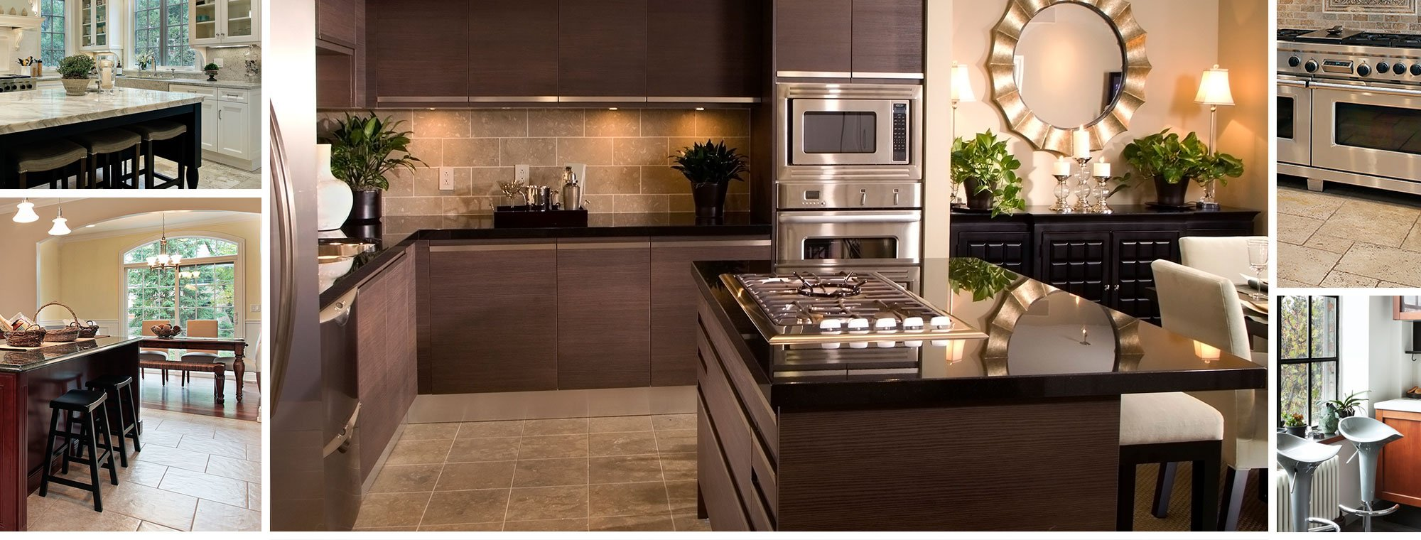 Luxury Kitchen Options from WarmlyYours