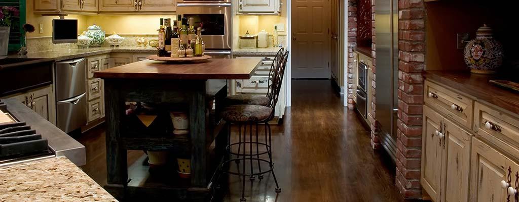 Radiant Heat Luxury Options for your Kitchen