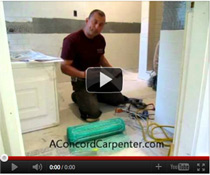 concord carpenter video