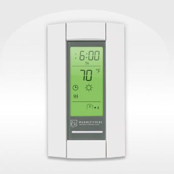 Infrared Heating Controls