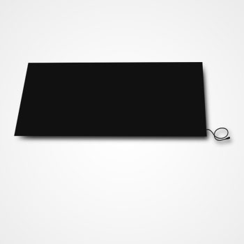Standard countertop heating mats