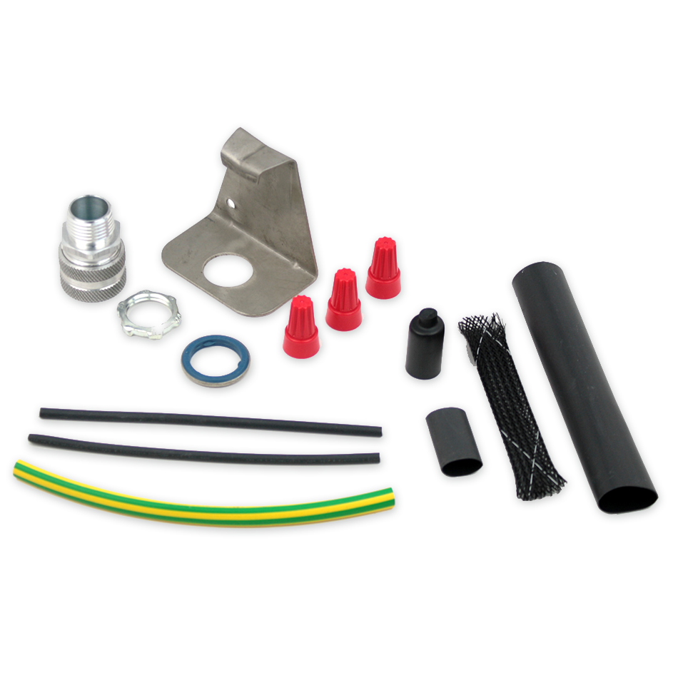 Power Connection Kit for roof and gutter systems